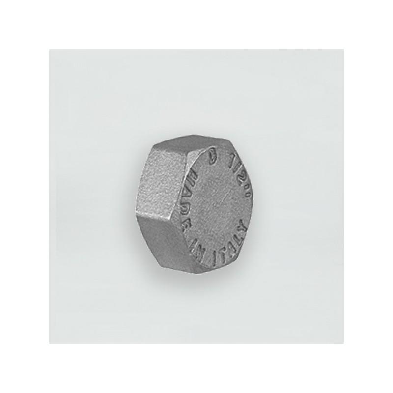 Капа никелирана с матирано покритие