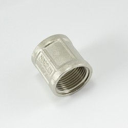 Муфа с никелирано матирано покритие
