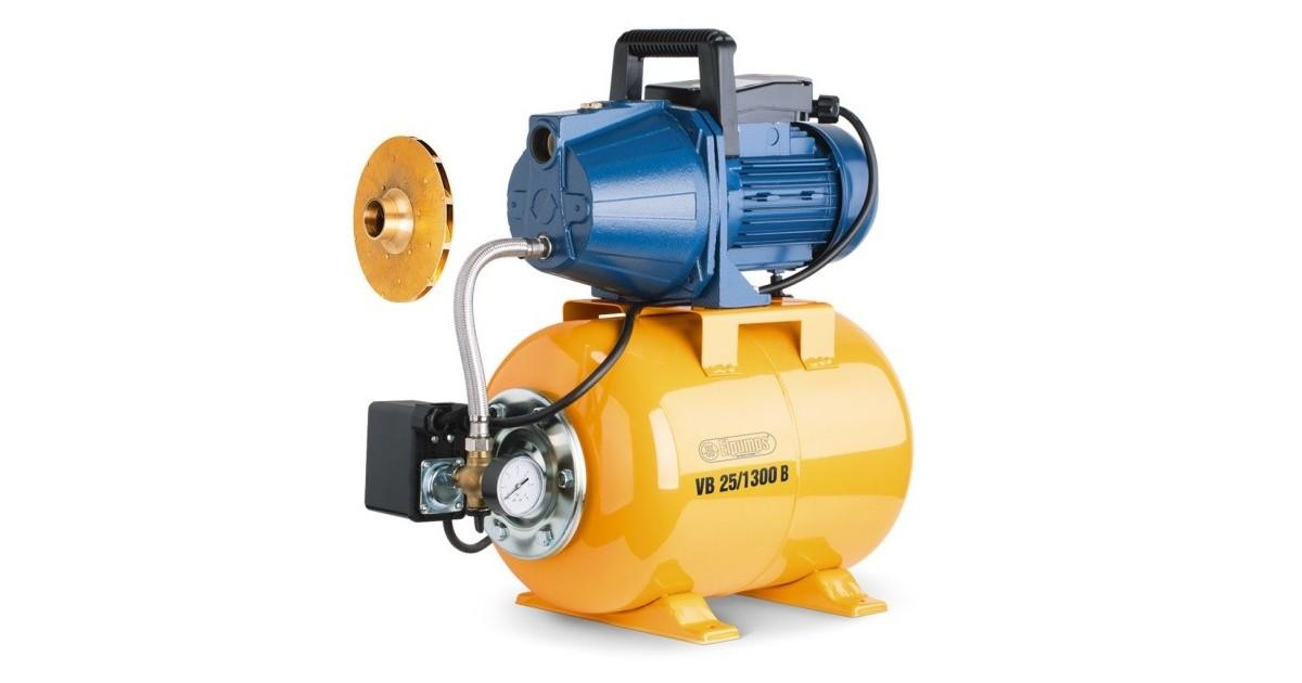 Система Elpumps VB 25/800 с месингов ротор