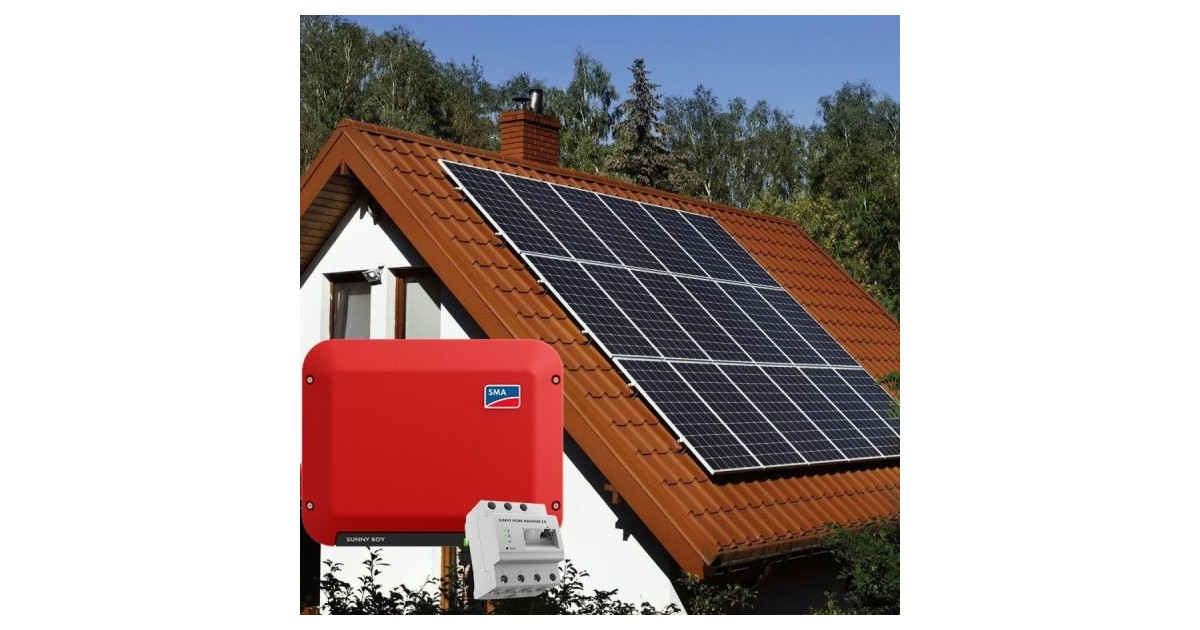 Домашна система за ток 1,5 KW