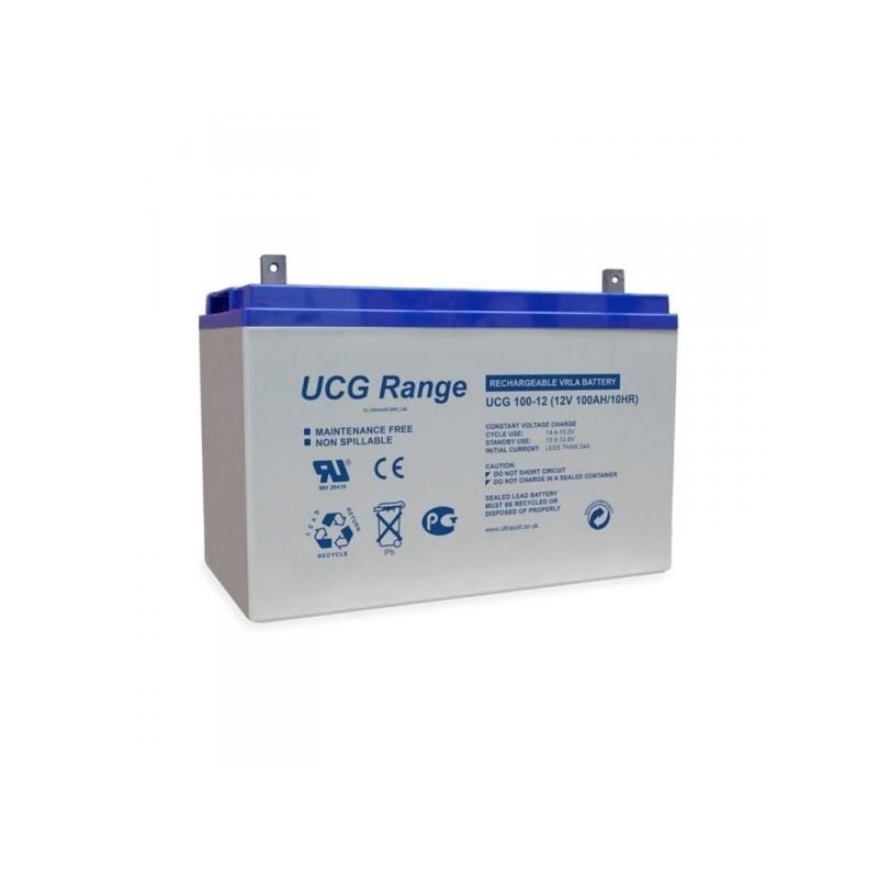 Батерия за фотоволтаични системи UCG 100-12 Гелова