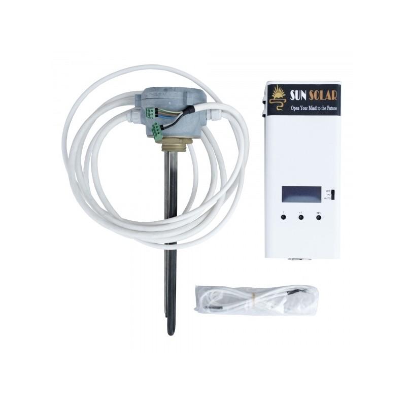 Фотоволтаичен нагревател с управление
