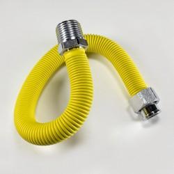 Мека гъвкава връзка за газови инсталации
