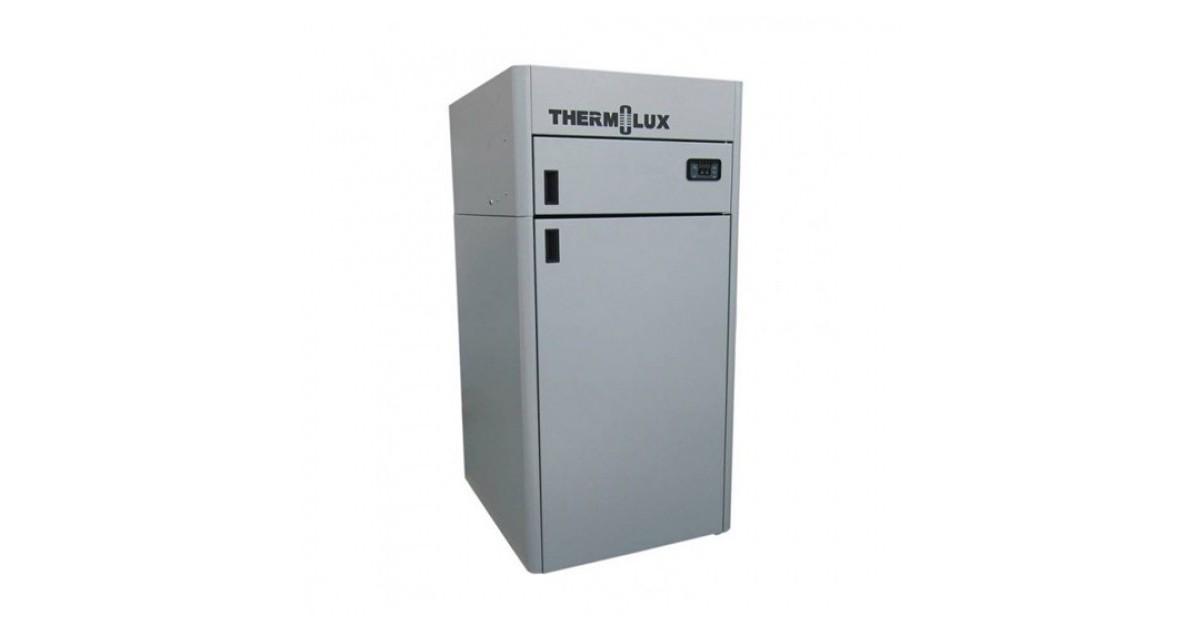 Пелетен котел на Thermolux 31kW за парно