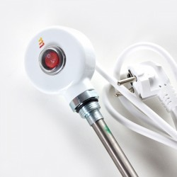Нагревател на ток за лира с бутон пуск стоп