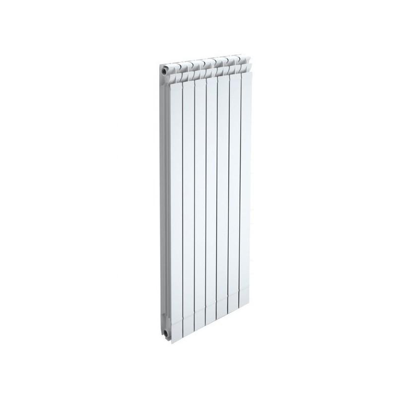 Алуминиев радиатор на глидери H1200