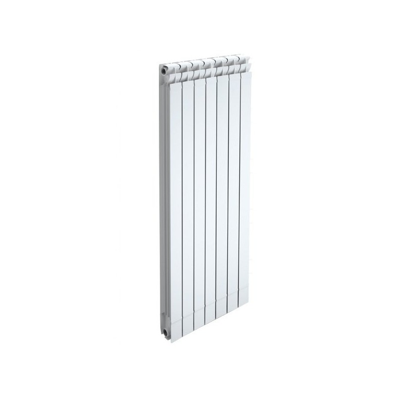 Алуминиев радиатор на глидери H1400
