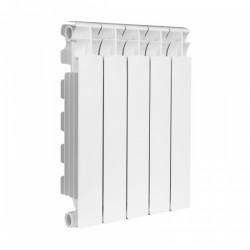 Алуминиев радиатор на глидери H600 Fondital
