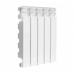 Алуминиев радиатор на глидери H500 Fondital