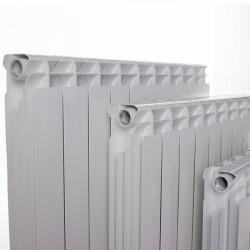 Алуминиев радиатор на глидери H500
