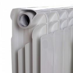 Алуминиев радиатор на глидери H350