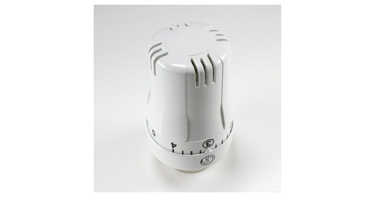 Терморегулатор за радиаторни вентили с течен агент Fornara