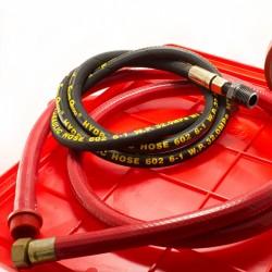 Електрическа бутална помпа за високо налягане тест и пълнене на системи