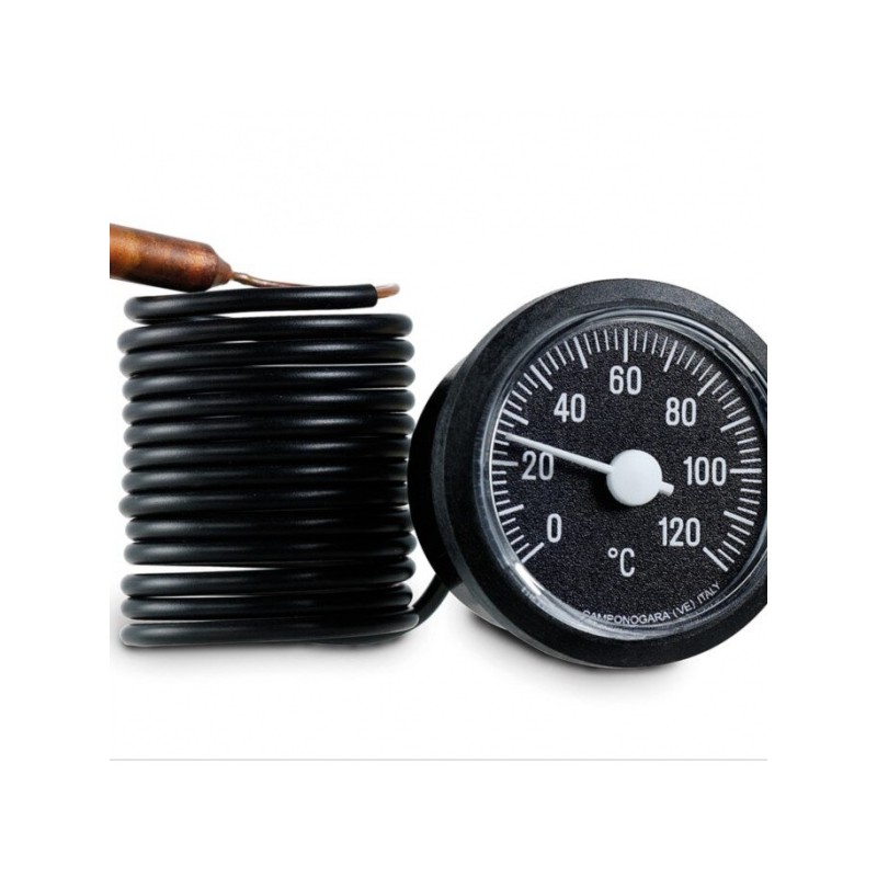 Капилярен термометър за котли Cewal
