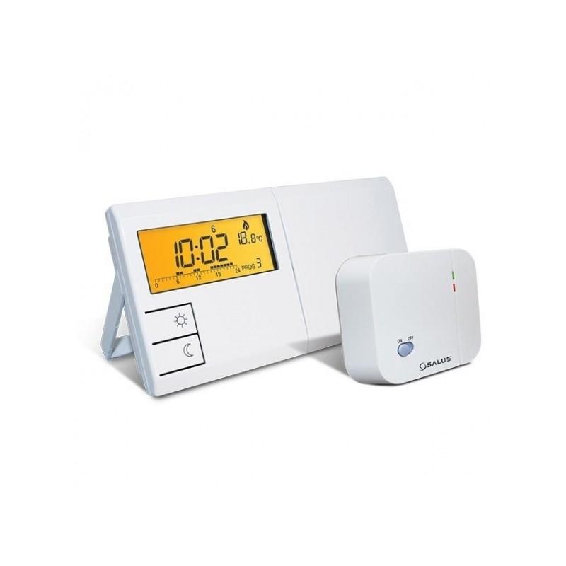 Безжичен седмичен стаен термостат SALUS