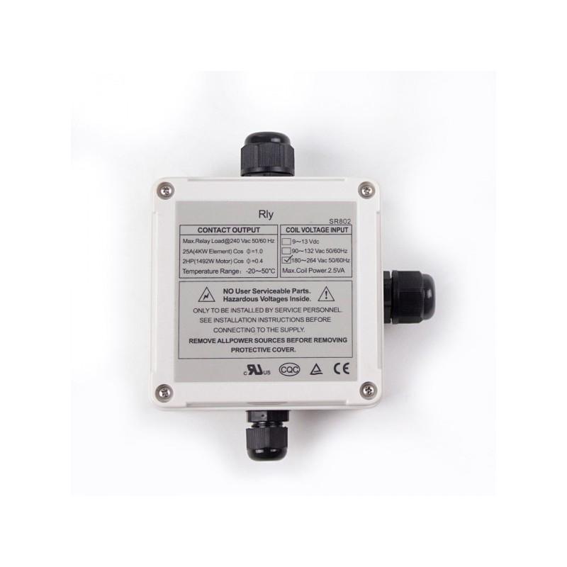 Контактор влагоустойчив на 25А 220V
