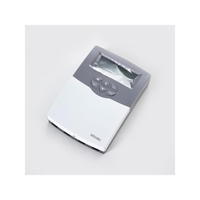 Диференциален термостат с 3 датчика SR208 C