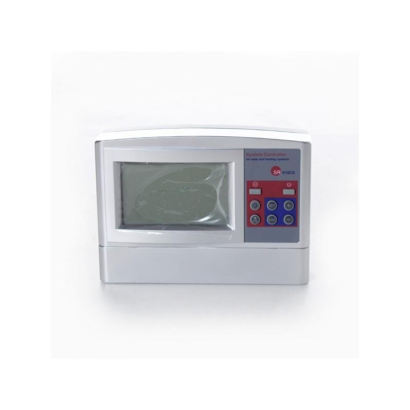 Диференциален термостат с 6 датчика SR618 C6