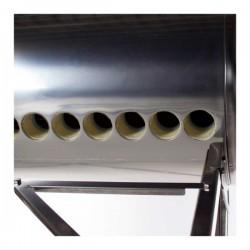 Вакуум тръбен колектор 200 литра със серпентина