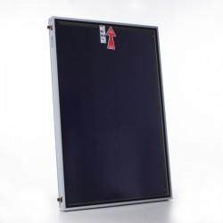Плосък вертикален колектор 2,6 кв.м. с призматично стъкло