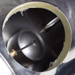 Доливащ съд за слънчев колектор хоризонтален 20 L