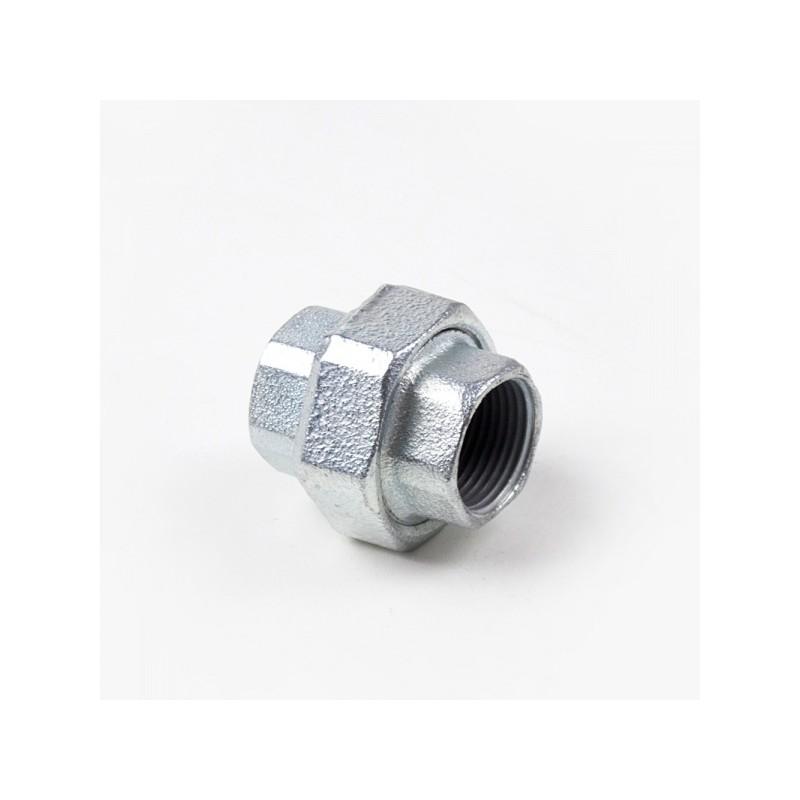 Холендър с плоско уплътнение поцинкован Gebo Platinum Line