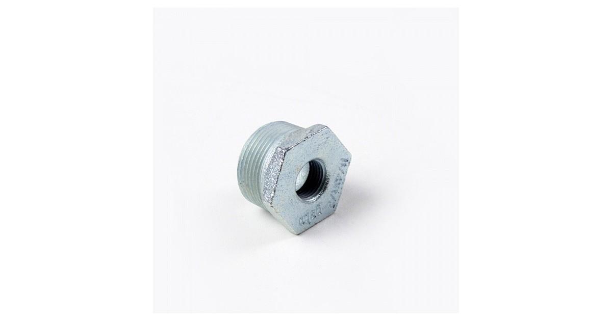 Вътрешно редуктивен нипел поцинкован ВРН Gebo Platinum Line