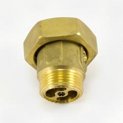 Възвратен клапан с холендър DN20 HERZ